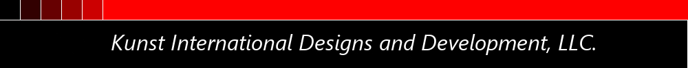 Welcome to Kunst Designs, LLC.